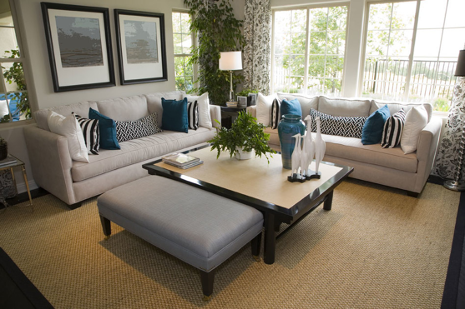 Stylish family room and living rooms designs