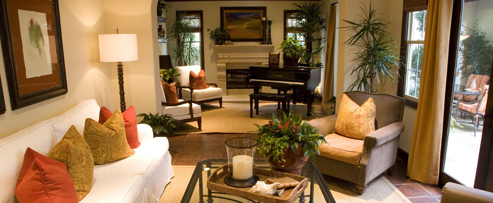 San Diego Interior Decorator and Designer, Susan Sutherlin